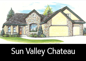 Sun Valley Chateau By Flaherty